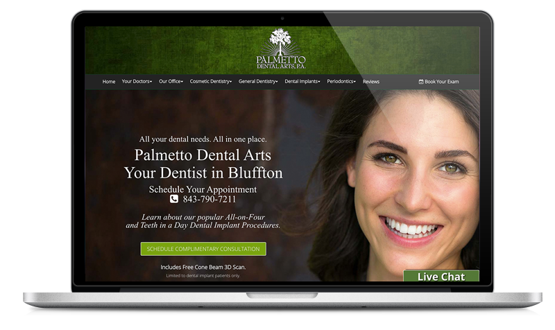 Palmetto Dental Arts